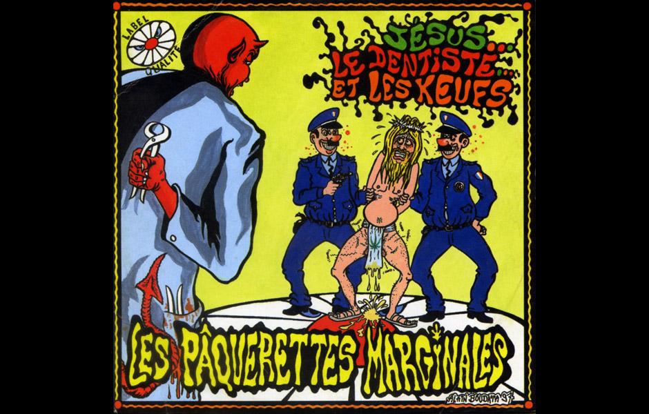 1997 - Paquerettes Marginales - Pochette CD