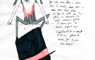 Auxerre - 24 heures de la BD : Emile Crouzet - Planche N°3