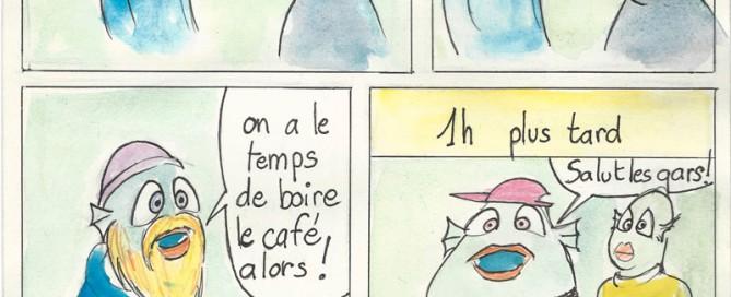 Planche BD N°2 de Pierre Camuset - vide-grenier-bd.org