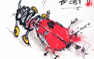 Illustration Jormi N°12 - vide-grenier-bd.org
