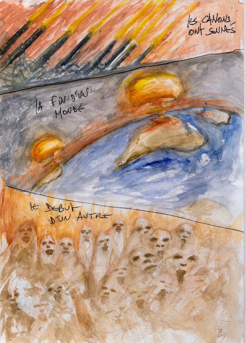 Planche BD Okiko N°3 - vide-grenier-bd.org